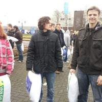 Photo taken at Van Gils Woonpromenade by Nathasja V. on 12/22/2012