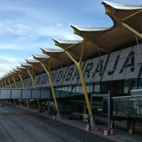 Photo taken at Adolfo Suárez Madrid-Barajas Airport (MAD) by Marcelo A. on 4/10/2013