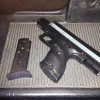 Photo taken at Deb's Gun Range by Dave N. on 4/26/2013