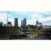 Photo taken at Atlanta, GA by Jermaine (DJ JTK) on 6/30/2013