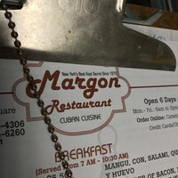 Photo taken at Margon by Matthew N. on 10/21/2016