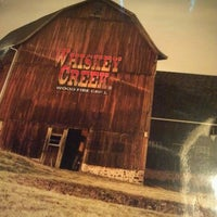 Photo taken at Whiskey Creek Wood Fire Grill by Heather S. on 10/6/2012