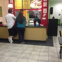 Photo taken at The Flame Broiler by Alejandra A. on 3/30/2013