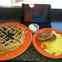 Photo taken at U Street Café by Orlando D. on 4/12/2014