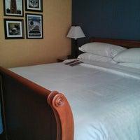 Photo taken at Sheraton Ottawa Hotel by Elizabeth M. on 7/20/2013