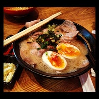 Photo taken at Ramen Champion by Jackie C. on 12/7/2012