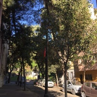 Photo taken at Barrio Lastarria by Javier L. on 9/24/2016