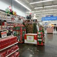 Photo taken at Walmart Supercenter by Clinton™ on 11/12/2012