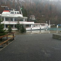 Photo taken at Harbour Interlaken Ost by Theo L. on 11/29/2012