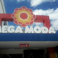 Photo taken at Mega Moda by Andreus B. on 4/6/2014