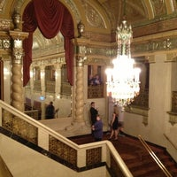 Photo taken at Benedum Center for the Performing Arts by Maryann C. on 11/3/2012