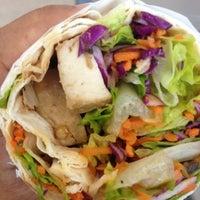 Photo taken at The Plant Cafe Organic by Jennifer C. on 11/3/2012