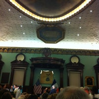 Photo taken at New York City Hall by John Y. on 7/17/2013