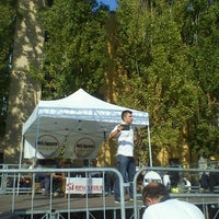 Photo taken at Piazzale della Pace by Carlo C. on 9/22/2012