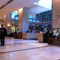 Photo taken at Hilton Sydney by Gordon W. on 7/4/2013