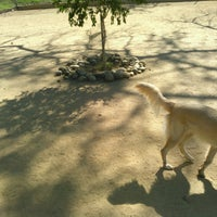 Photo taken at Hermon Dog Park by Harold on 9/15/2016