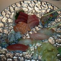 Photo taken at Sushi Damo by Ivana B. on 5/24/2013