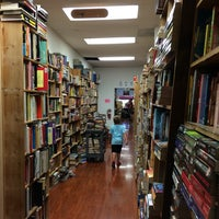 Photo taken at Recycle Bookstore by William M. on 8/9/2014