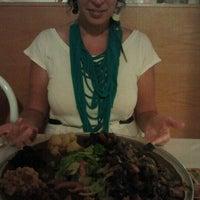 Photo taken at Awash Ethiopian Restaurant by joonspoon on 9/29/2012