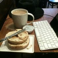Photo taken at Starbucks by mac d. on 2/3/2013