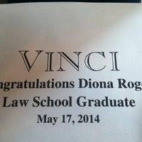 Photo taken at Vinci by Ariel T. on 5/17/2014