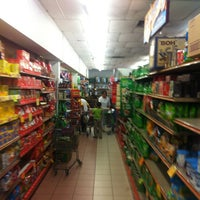 Photo taken at Sunny Supermart Sdn Bhd by Geno L. on 1/6/2013