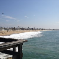 Photo taken at Seal Beach by Ann-Mary on 9/28/2012