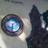 Photo taken at Himalayan Mountaineering Institute by Anuj T. on 1/27/2012