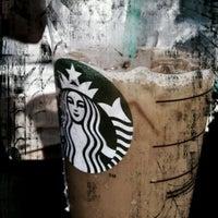 Photo taken at Starbucks by Megan W. on 3/17/2012