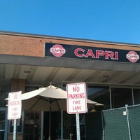 Photo taken at Capri Pizza & Pasta by Maggie F. on 9/1/2012