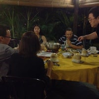 Photo taken at Damansara Village Steamboat by Nikki L. on 7/18/2012