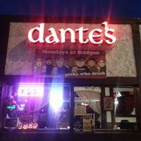 Photo taken at Dante's by Michael K. on 10/8/2013