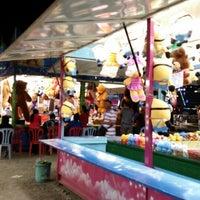 Photo taken at Malacca Fun Fair by Nazreena Z. on 1/28/2014