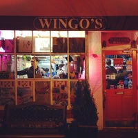 Photo taken at Wingo's by Kevin M. on 3/27/2014