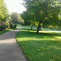 Photo taken at The Arboretum by Rumyana T. on 10/7/2012