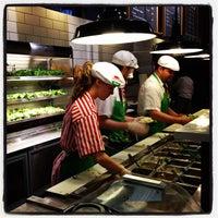 Photo taken at Cossetta's Italian Market & Pizzeria by Nicholas K. on 4/6/2013