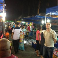Photo taken at Pasar Malam Sri Rampai by Keith Y. on 2/7/2013