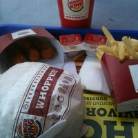 Photo taken at Burger King by Ertu ✔. on 3/30/2013