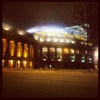 Photo taken at Новосибирский государственный академический театр оперы и балета by Ashot B. on 12/3/2012