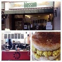 Photo taken at Blossom Du Jour by Ken B. on 11/3/2014