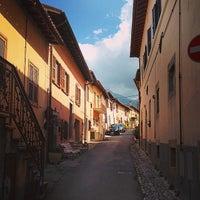 Photo taken at Norcia by Vittorio V. on 8/14/2014