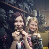 Photo taken at Лаборатория М. М. Герасимова by Christine K. on 3/17/2014