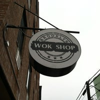 Photo taken at Brooklyn Wok Shop by Karl V. on 1/16/2013