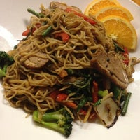 Photo taken at Osha Thai Restaurant by mkohpotts on 2/13/2013