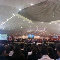 Photo taken at Igreja Adventista do Sétimo Dia - UNASP-EC by Rodrigo F. on 9/29/2012