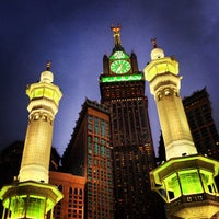 Photo taken at Al Masjid Al Haram by Hisham a. on 2/27/2013