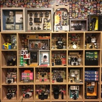 Photo taken at Lomography Gallery Store Shanghai by Jon on 9/19/2016