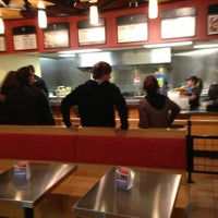 Photo taken at Qdoba Mexican Grill by Craig W. on 2/16/2013