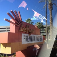 Photo taken at Las Vegas North Premium Outlets by Donna L. on 11/23/2012