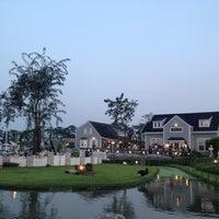 Photo taken at Ban Nam Kieng Din by Fai V. on 10/19/2012